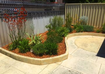 Gardens that thrive in the heat